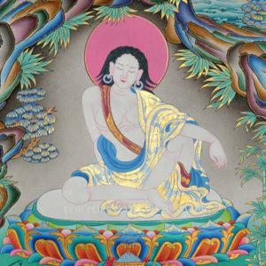 Milarepa Meditation