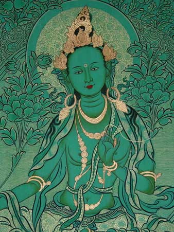 Green Tara Orientation