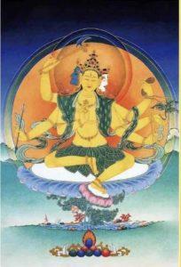 Parnashavari Meditation